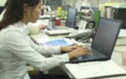 新型インフルエンザについて(三重県国際室の国際交流員古川アンナさんのインタビュー)
