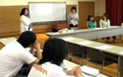 NPO愛伝舎による「日本の教育制度」についてのセミナー (6月19日開催)