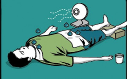 熱中症について(健康福祉部からの情報)