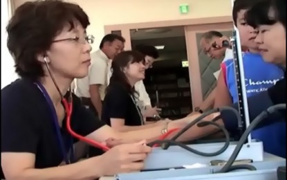 2010年9月4日(土)開催NPO愛伝舎による健康セミナーのビデオレポート(場所:ジェフリ-すずか 3階 ホール)