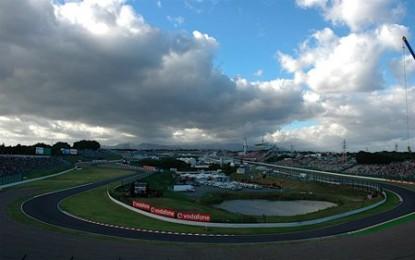 鈴鹿F1日本グランプリの開催案内