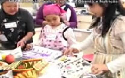 平成22年4月24日にNPO愛伝舎によるお弁当の作り方についての教室の取材