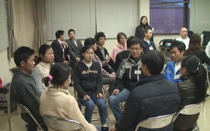 2011年11月26日(日)に桑名市で「ストレス解消セミナー」が開催されました