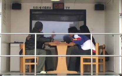 2012年1月22日(日)に亀山市で「地震から自分や家族を守るために」が開催されました