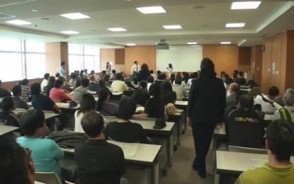 2012年5月13日(日)に鈴鹿市で「新しい在留管理制度」のセミナーが開催されました。