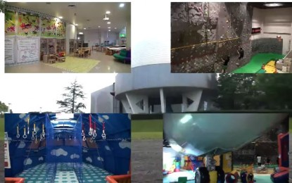 三重県松阪市 「三重県立 みえこどもの城」    についての紹介ビデオ