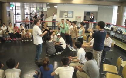 2012年8月18日(土)に伊勢市で「外国人住民を対象とした防災訓練」が開催されました