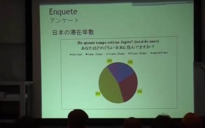 2012年12月04日(火)名古屋市で、『「ブラジルから来た心理カウンセラー」 (JICA中部 )』が開催されました。