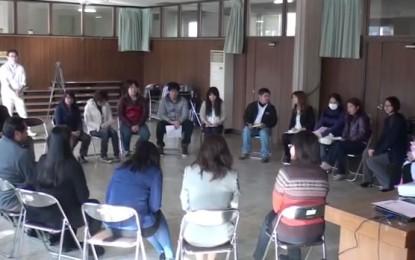 2012年12月1日(土)に四日市で「キャリアガイド出前セミナー」が開催されました