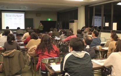 2013年1月17日に桑名市で「キャリアガイド出前セミナー」が開催されました。