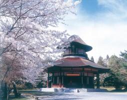 Haiseiden - Basho Museum