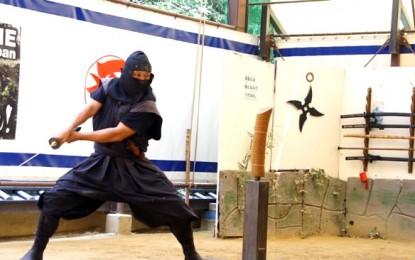 「三重を知ろう」伊賀流忍者博物館と忍者実演ショー