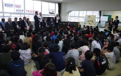 10月15日~17日 ブラジル三重県人会のみなさんが三重県を訪問しました