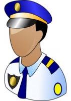 110 ban - mie police