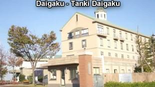 japan - university