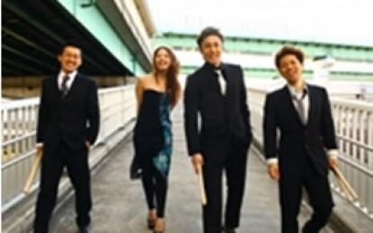 2014年3月21日 津市で「和太鼓×マリンバ GONNA」コンサート開催