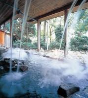 火の谷温泉
