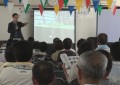 2014年7月26日に大学教授による日本在住の外国人の行動の変化の講演会が開催されました