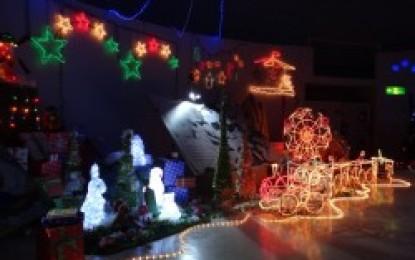 2014年12月13日(土)から2015年1月25日松阪市で「ウィンターイルミネーション ~冬のさんぽ道~」開催