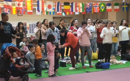 いなべ市で多文化共生啓発イベントが開催されました。