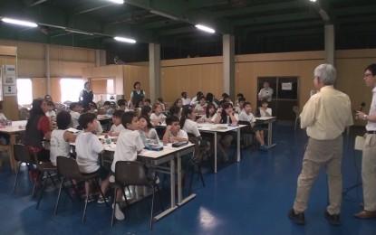 三重県総合博物館の魅力を三重県在住の外国籍児童に知ってもらう
