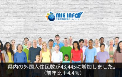 外国人住民国籍・地域別人口調査(平成28年12月31日現在)の結果
