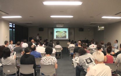 防災講座 志摩市の災害と防災及び避難所生活体験